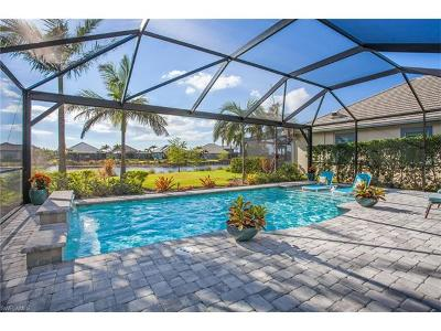 Collier County Single Family Home For Sale: 6479 Warwick Ave