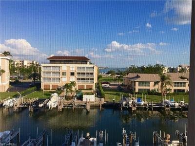 Marco Island Condo/Townhouse For Sale: 907 Panama Ct #401