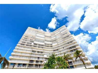 Marco Island Condo/Townhouse For Sale: 320 Seaview Ct #2-709