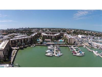 Marco Island Condo/Townhouse For Sale: 1027 Anglers Cv #B-402