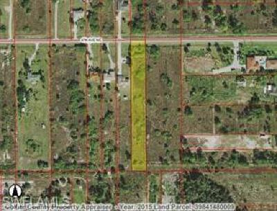 Golden Gate Estates Residential Lots & Land For Sale: 2970 47th Ave NE