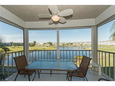 Fort Myers Condo/Townhouse For Sale: 14891 Hole In 1 Cir #210