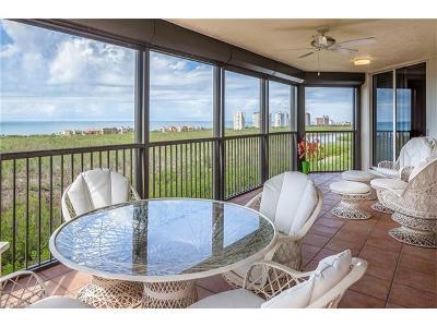 Condo/Townhouse For Sale: 7425 Pelican Bay Blvd #1201