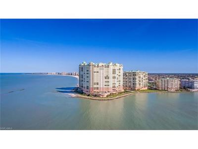 Marco Island FL Condo/Townhouse For Sale: $1,550,000