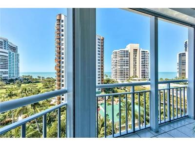 Bay Shore Place Condo/Townhouse Sold: 4255 Gulf Shore Blvd N #605