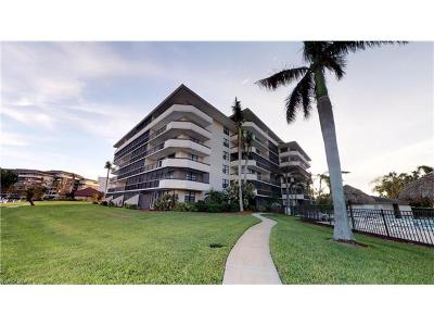Marco Island Condo/Townhouse For Sale: 591 Seaview Ct #A501