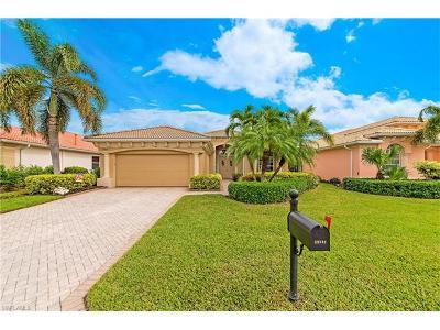 Estero Single Family Home For Sale: 19809 Casa Verde Way