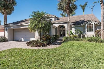 Naples Single Family Home For Sale: 15 Grey Wing Pt