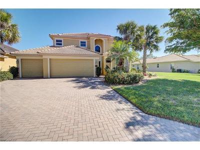 Estero Single Family Home For Sale: 20315 Torre Del Lago St