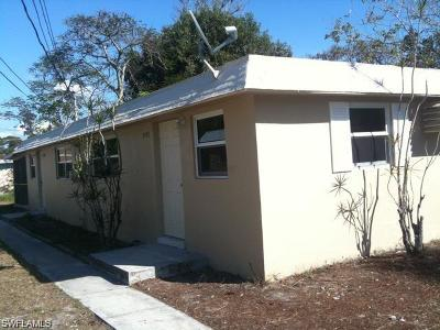 Goodland, Marco Island, Naples, Fort Myers, Lee Multi Family Home For Sale: 2497 Bayside St