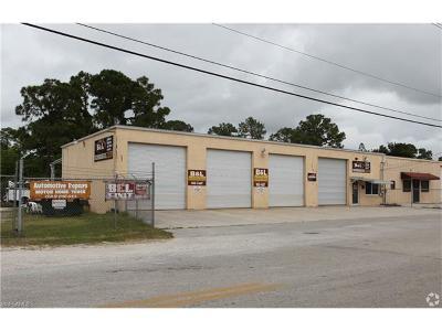 Bonita Springs Commercial For Sale: 27880 Industrial St