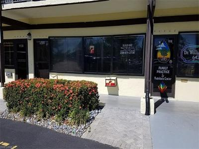 Marco Island Commercial Pending With Contingencies: 1108 N Collier Blvd #108