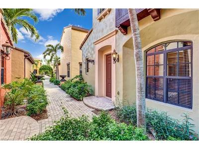 Collier County Condo/Townhouse For Sale: 9127 Delano St #8802