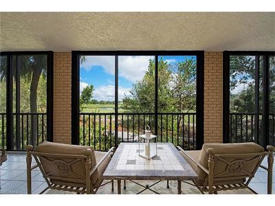 Condo/Townhouse For Sale: 6770 Pelican Bay Blvd #223