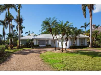 Moorings Single Family Home Pending With Contingencies: 3255 Regatta Rd
