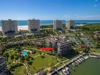 Marco Island Condo/Townhouse For Sale: 601 Seaview Ct #C704