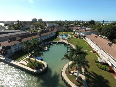 Marco Island Condo/Townhouse For Sale: 850 Palm St #F3