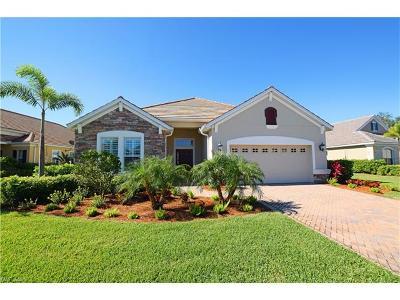 Estero Single Family Home For Sale: 21294 Estero Palm Way