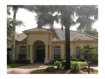 Naples FL Single Family Home Pending With Contingencies: $999,900