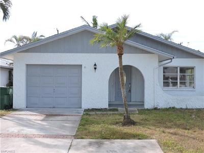 Naples Park Single Family Home For Sale: 588 93rd Ave N