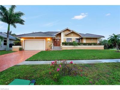 Marco Island Single Family Home Pending With Contingencies: 797 Dandelion Ct