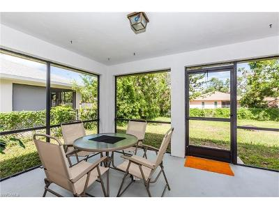 Naples Park Single Family Home For Sale: 529 102nd Ave N