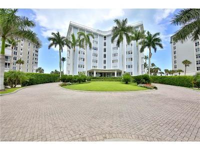 Condo/Townhouse For Sale: 2919 Gulf Shore Blvd N #101