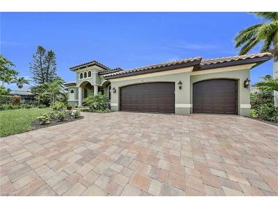 Marco Island FL Single Family Home For Sale: $1,095,000