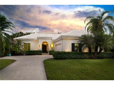 Collier County Single Family Home For Sale: 792 Ashburton Dr