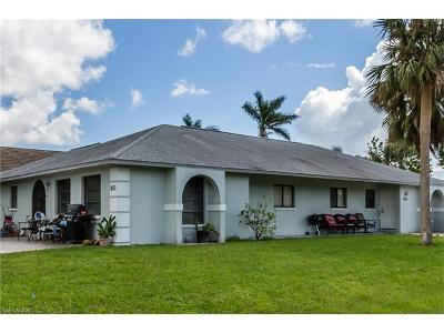 Naples Park Multi Family Home Pending With Contingencies: 800 98th Ave N
