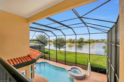 Estero Single Family Home For Sale: 20012 Grande Lake Dr