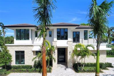 Naples FL Single Family Home For Sale: $4,295,000