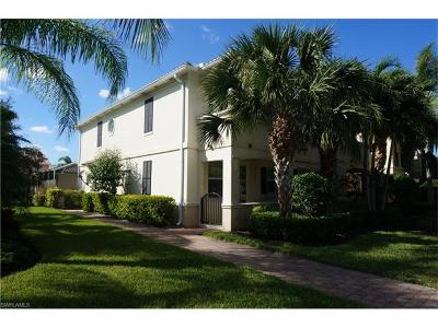 Collier County, Lee County Condo/Townhouse For Sale: 15127 Auk Way