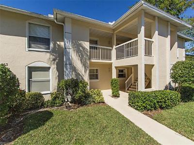 Naples Condo/Townhouse For Sale: 653 Squire Cir #103