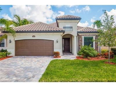 Naples Single Family Home For Sale: 9422 Piacere Way