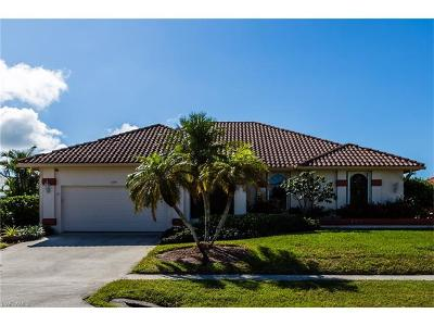 Marco Island Single Family Home Pending With Contingencies: 1573 Galleon Ave