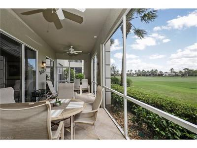 Naples Condo/Townhouse For Sale: 9065 Whimbrel Watch Ln #102