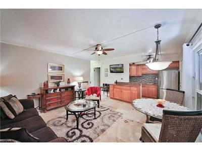 Marco Island Condo/Townhouse For Sale: 130 N Collier Blvd #C1