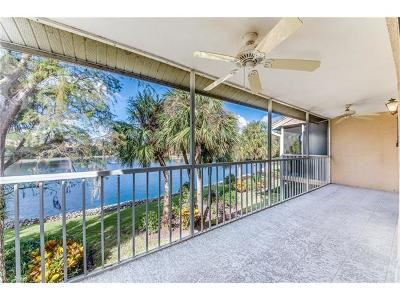 Collier County Condo/Townhouse For Sale: 2372 Hidden Lake Dr #4
