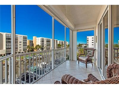 Fort Myers Condo/Townhouse For Sale: 4361 Bay Beach Ln #324