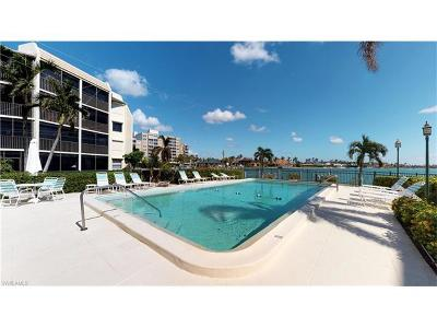 Marco Island Condo/Townhouse Pending With Contingencies: 933 Collier Ct #C103