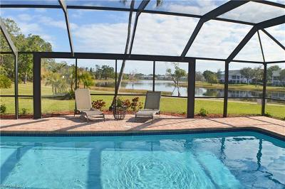 Collier County Single Family Home For Sale: 2116 Evergreen Lake Ct