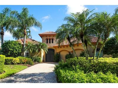 Collier County Single Family Home For Sale: 15246 Burnaby Dr