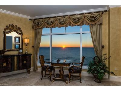 Marco Island FL Condo/Townhouse For Sale: $3,425,000