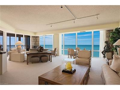Naples Condo/Townhouse For Sale: 4951 Gulf Shore Blvd N #402