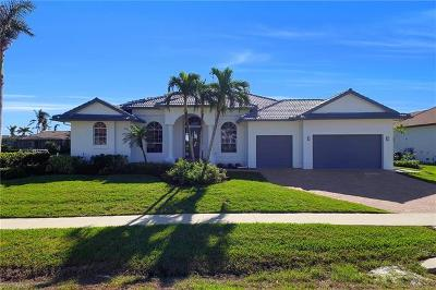 Marco Island FL Single Family Home For Sale: $1,400,000