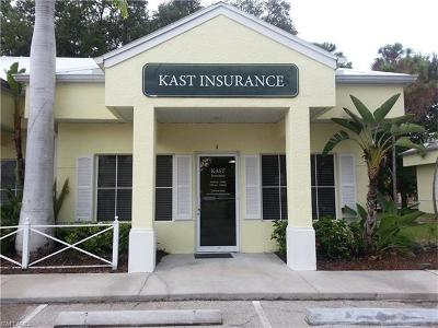 Naples Commercial Pending With Contingencies: 2950 Immokalee Rd #4