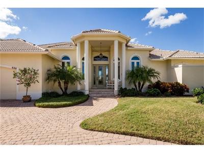 Marco Island FL Single Family Home Pending With Contingencies: $1,339,000