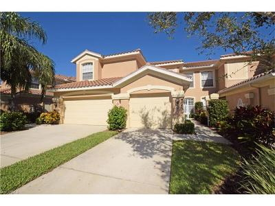 Lee County Condo/Townhouse For Sale: 23590 Wisteria Pointe Dr #807