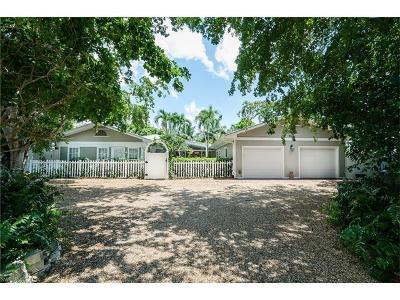 Naples FL Single Family Home For Sale: $2,175,000